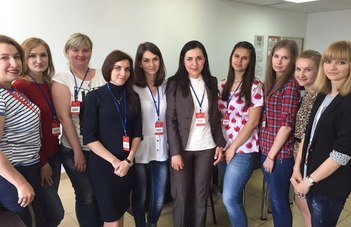 Фотографії курсів English Office Дніпро