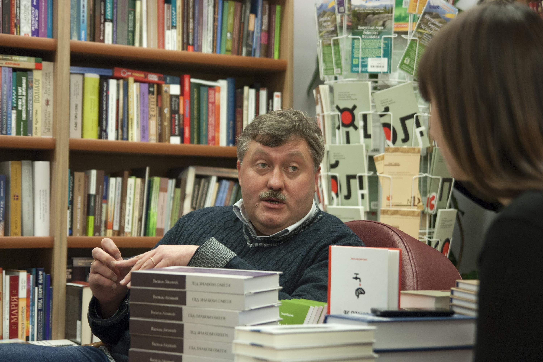 Ростислав Семків: Інтерв'ю