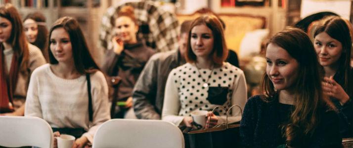 разговорный клуб английского языка в Харькове