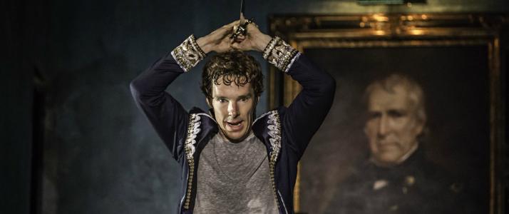 «Гамлет»: Камбербэтч
