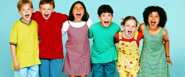 английский для детей и школьников в Казани
