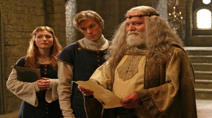 Кадр из фильма «Волшебник Земноморья», 2004