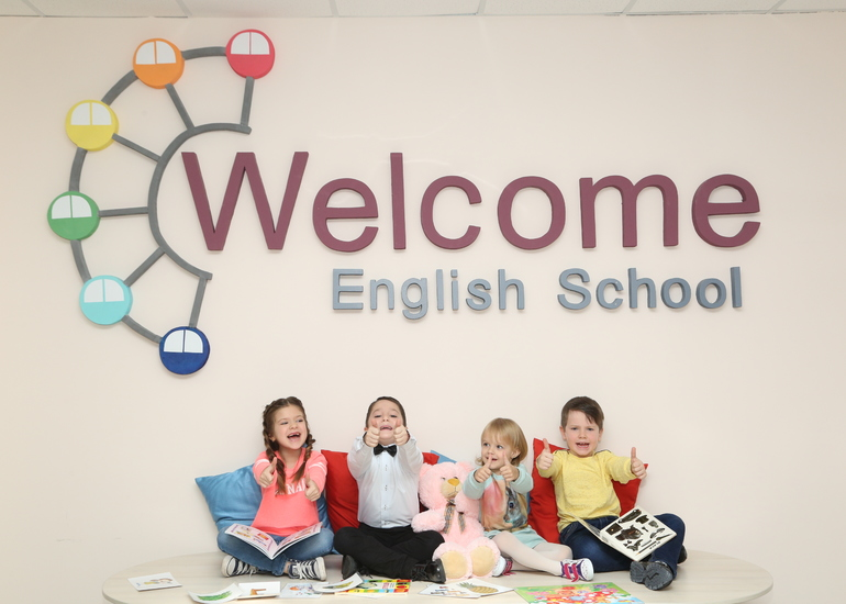 Курсы Разговорного Английского Языка - SpaceDeer | АнтиШкола