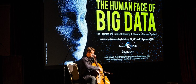 Documentary film screening: The Human Face of Big Data