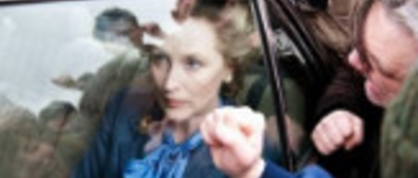 Cinema Club:  Iron Lady (23.11) and Contraband (24.11)