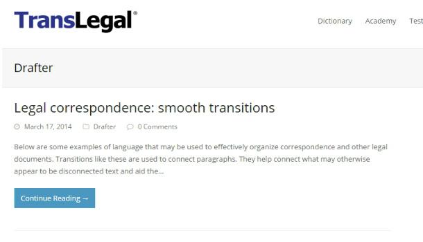 Английский для юристов: документы и рекомендации