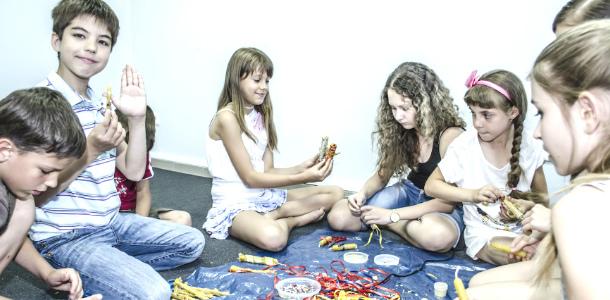 Летний дневной языковой лагерь в Киеве: подробности