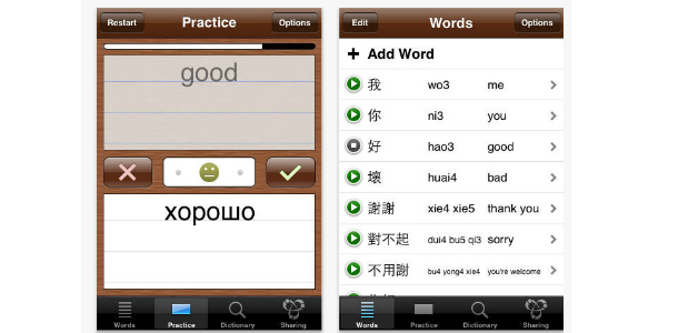 Программы изучения английского языка андроид
