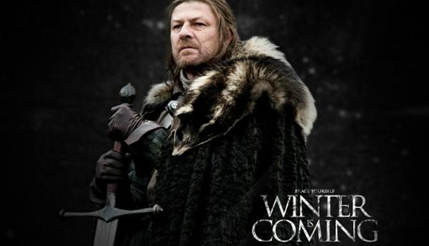 Лучшие цитаты из фильмов на английском: winter is coming