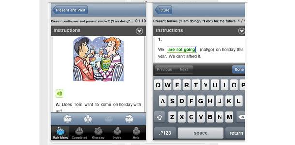 Изучай английский с English Grammar in Use Activities