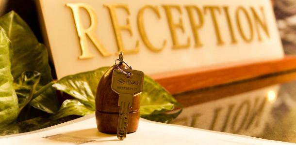 Общение на английском у Front desk/Reception desk в гостинице