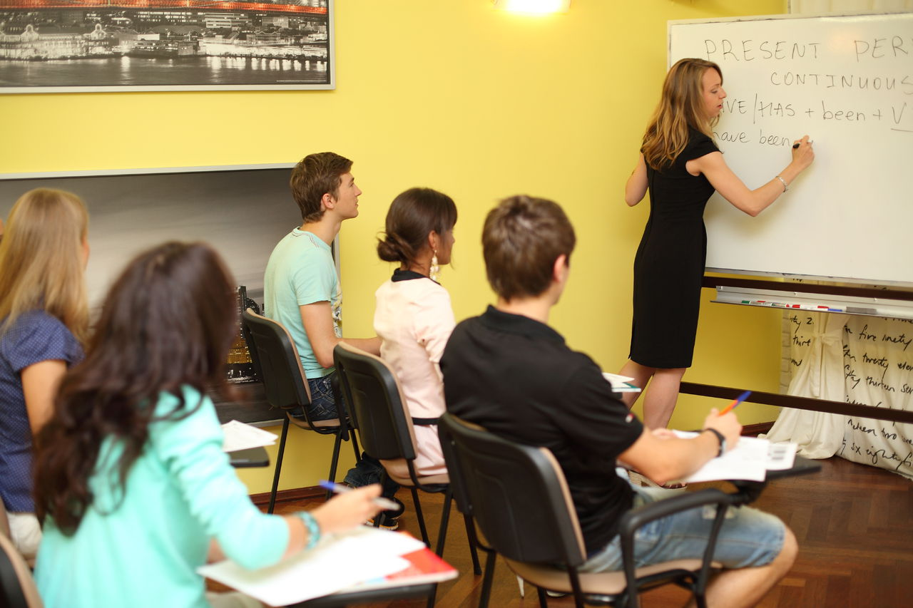 Городской языковой лагерь в Москве от BKCih