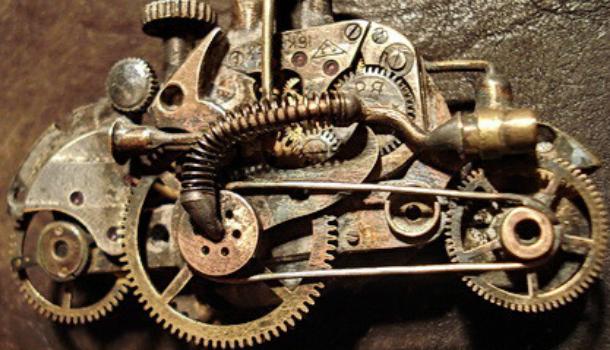 Неологизмы в английском языке: Clockpunk