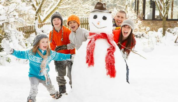 Зимние языковые лагеря для детей под Киевом