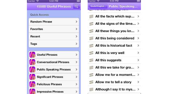 Изучай английский с 15500 Useful English Phrases