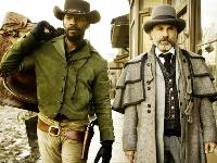 Django Unchained на английском
